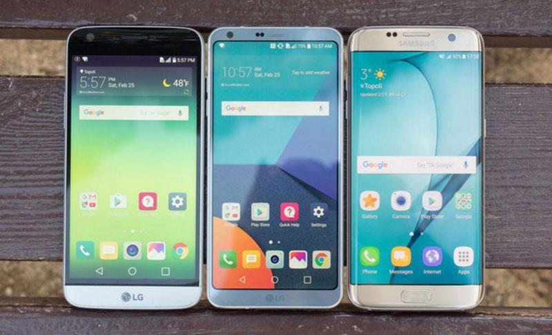MWC 2017 : پرچمدار الجی آمد : معرفی رسمی LG G6