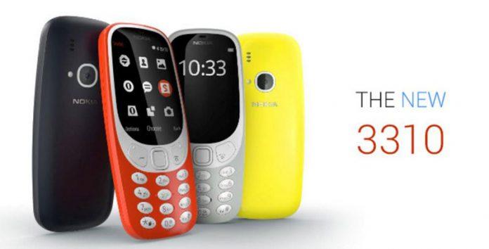 این زیبارو نوکیا 3310 جدید است!