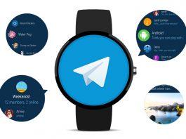 اپلیکیشن تلگرام برای ساعتهای هوشمند عرضه شد