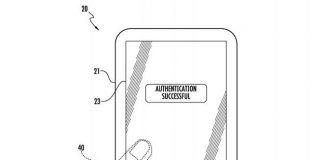 پتنت جدیدی از اپل : TouchID در آیفون بعد به زیر صفحهنمایش میرود؟