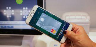 تشخیص چهره گلکسی S8 برای پرداخت موبایلی