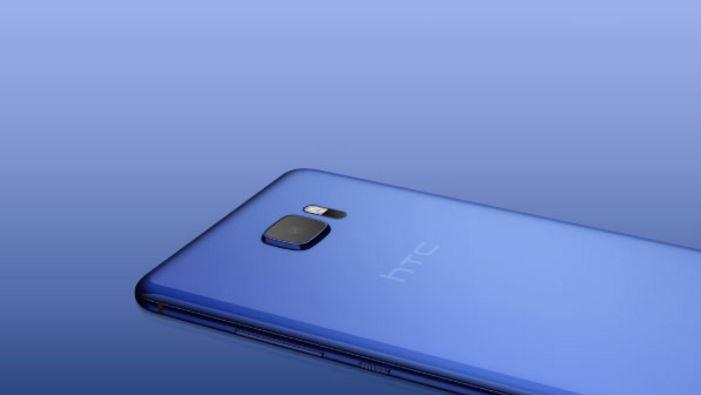 HTC U Ultra با شیشه یاقوت آمد : 945 دلار!