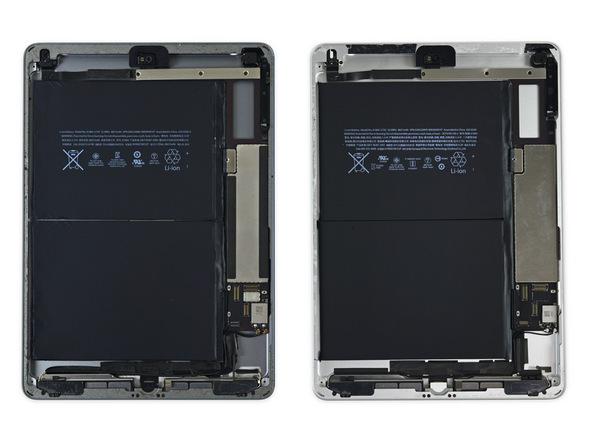 کالبدشکافی iPad جدید ؛ یک آیپد ایر در پوسته جدید