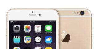 اپل بیسروصدا آیفون 6 جدید 32 گیگی طلایی را عرضه کرد