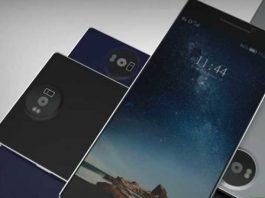 طراحی احتمالی گوشی جدید نوکیا با دو دوربین