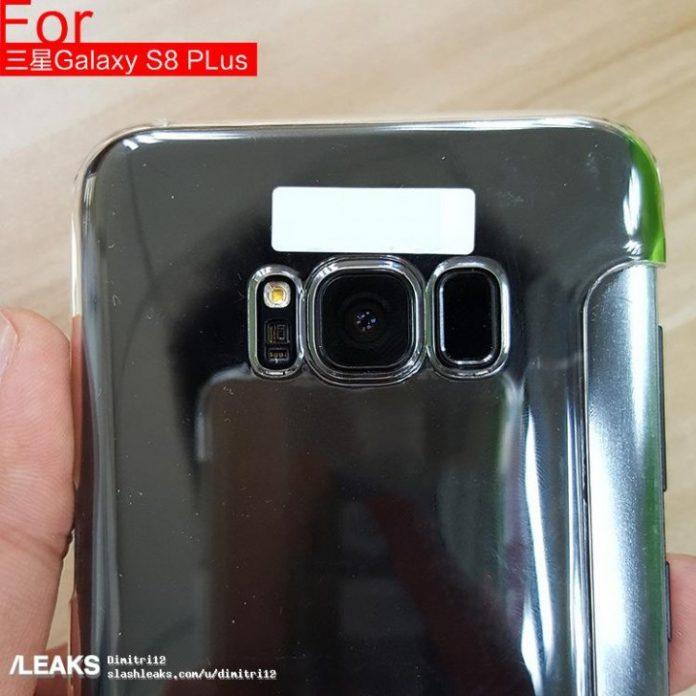 2 عکس کاملا واضح از سامسونگ اس 8 یا شاید S8 Plus