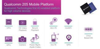 معرفی پردازنده موبایل ارزانقیمت سری 205 کوالکام