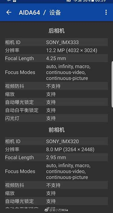 سامسونگ و سونی سازنده سنسور دوربین S8 و +S8