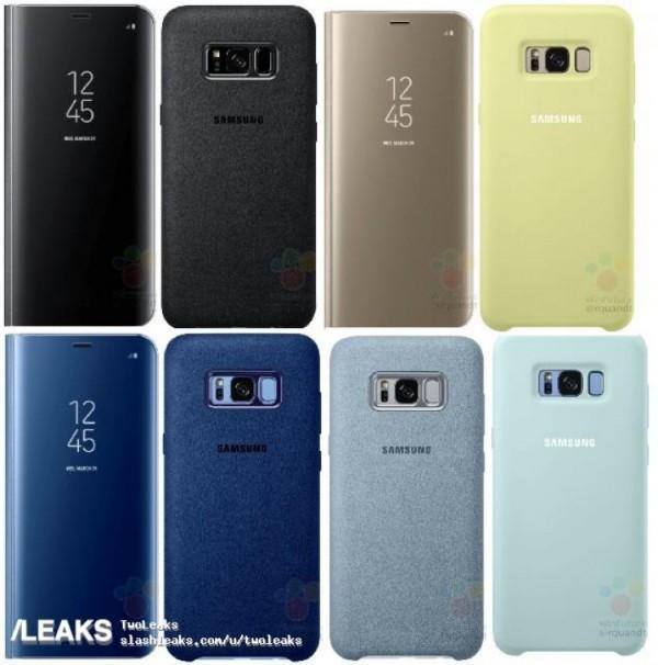 با برخی از لوازم جانبی S8 و قیمتهای آنها آشنا شوید