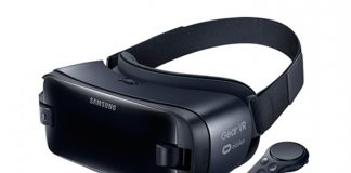 معرفی Gear VR جدید سامسونگ با کنترلر بیسیم