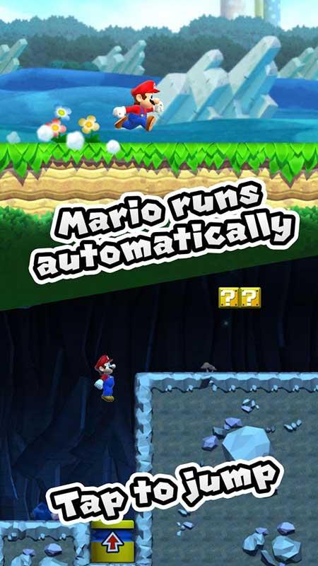 Super Mario Raun