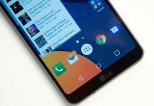 LG G6 Mini با صفحهنمایش 5.4 اینچی میآید؟