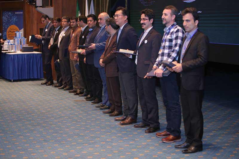مراسم اختتامیه دومین المپیاد تکنسین های ایران برگزار شد