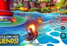 Rovio خالق انگری بردز با یک بازی جدید میآید : Battle Bay