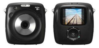 دوربین ترکیبی دیجیتال آنالوگ فوجی SQ10 معرفی شد