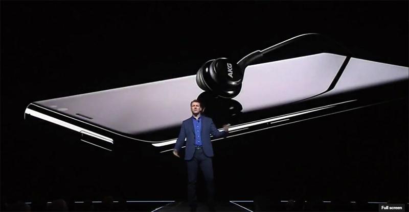 هدست AKG گلکسی S8 واقعا ساخت AKG نیست!
