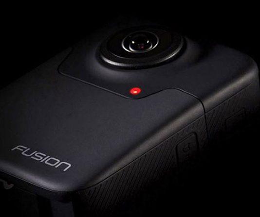 گوپرو Fusion با قابلیت تلفیق VR و واقعیت معرفی شد