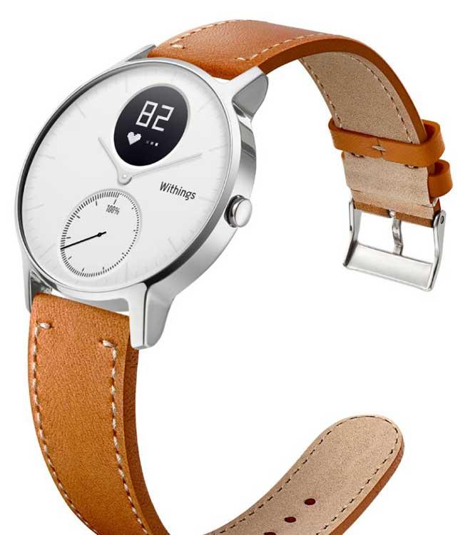 نسخه ویژه ساعت هوشمند Withings Steel HR نوکیا آمد ؛ 230 یورو