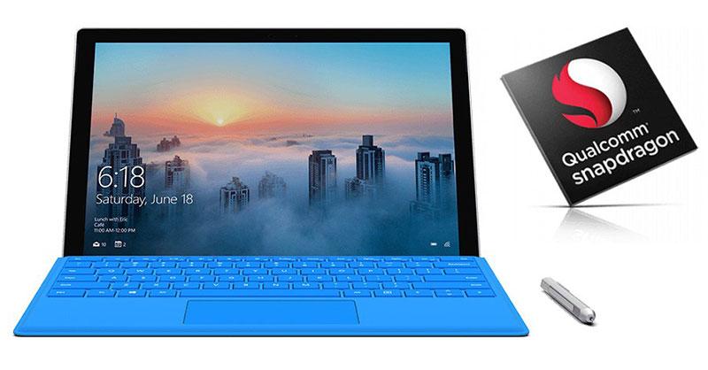 مایکروسافت و لنوو اولین سازندگان لپ تاپ ویندوزی با پردازنده ARM ؟