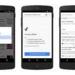 چگونه با گوگل کروم موبایل یک وبسایت را آفلاین بخوانیم