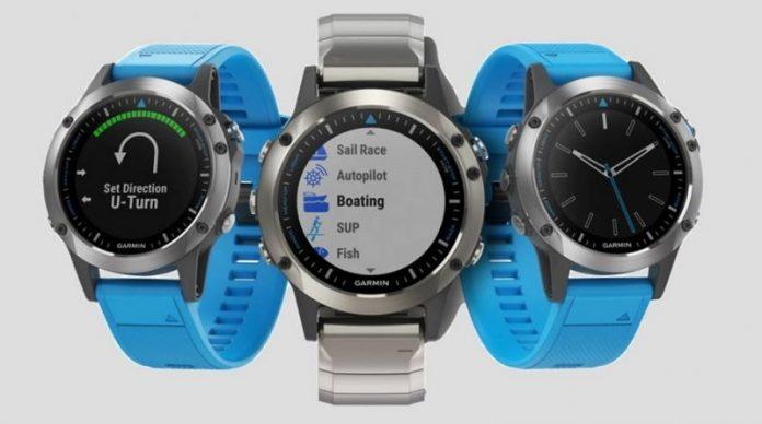 رونمایی از ساعت هوشمند گارمین Quatix 5 مخصوص دریانوردان