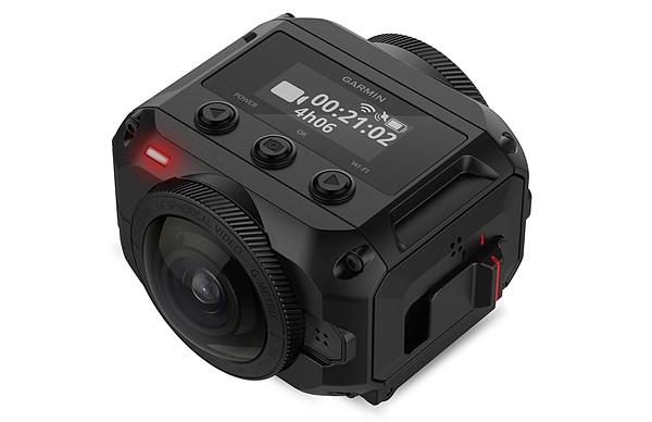 دوربین ورزشی گارمین VIRB 360 با فیلمبرداری 360 درجه
