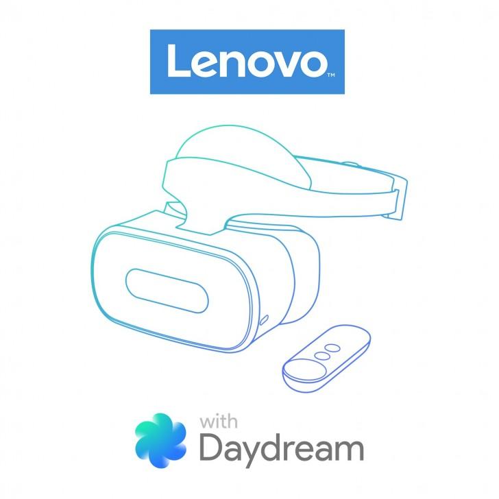گوگل با لنوو و HTC هدست VR مستقل از موبایل تولید میکند