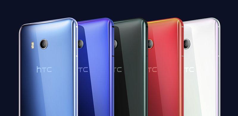 HTC U 11 رسما معرفی شد