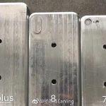 قالبهای ساخت آیفون 7s ، آیفون 7s Plus و 8 را یکجا ببینید