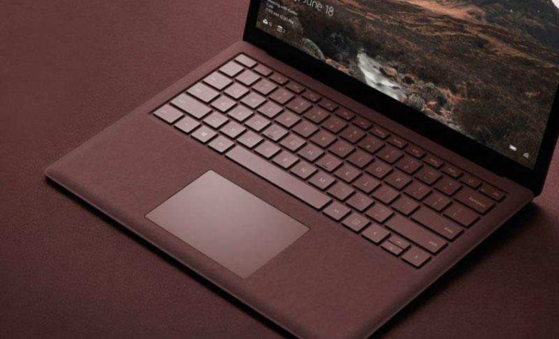 لپ تاپ Surface فردا میآید ؛ تصویر آن را امروز ببینید