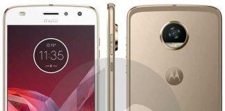 اطلاعات جدید از موتو Z2 Play دوربین 12MP، حافظه 64GB