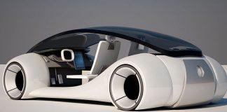 پروژه تایتان اپل فراتر از یک ماشین خودران