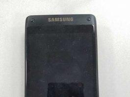 این عکس G9298 جدیدترین موبایل تاشوی سامسونگ است؟