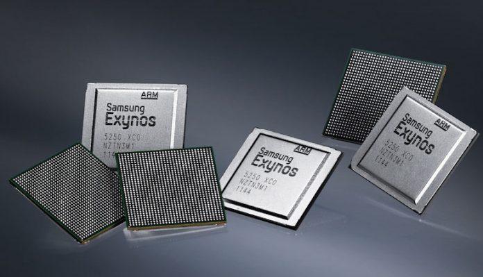 سامسونگ چیپست 10 هسته ای Exynos 7872 را معرفی میکند