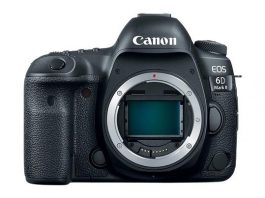 اطلاعات جدید در مورد دوربین کانن 6D Mark II