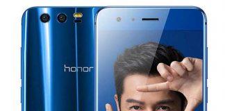 هواوی honor 9 رسما معرفی شد: 5.15 اینچ، دوربین دوگانه