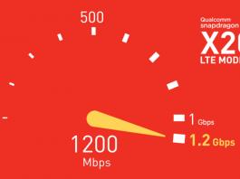 اسنپ دراگون 845 با سریعترین مودم موبایلی میآید : 1.2Gbps