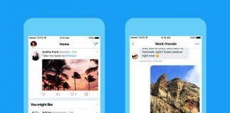 توئیتر برای iOS ، اندروید و وب تغییر چهره داد
