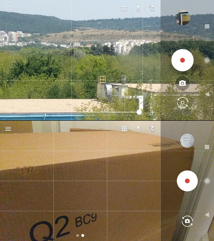 مقایسه تصویری اندروید 8 با اندروید 7 : اختلافها را ببینید
