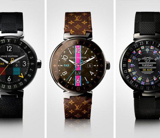 لوئیز ویتون این ساعت معمولی اندروید ور را 3 هزار دلار میفروشد!
