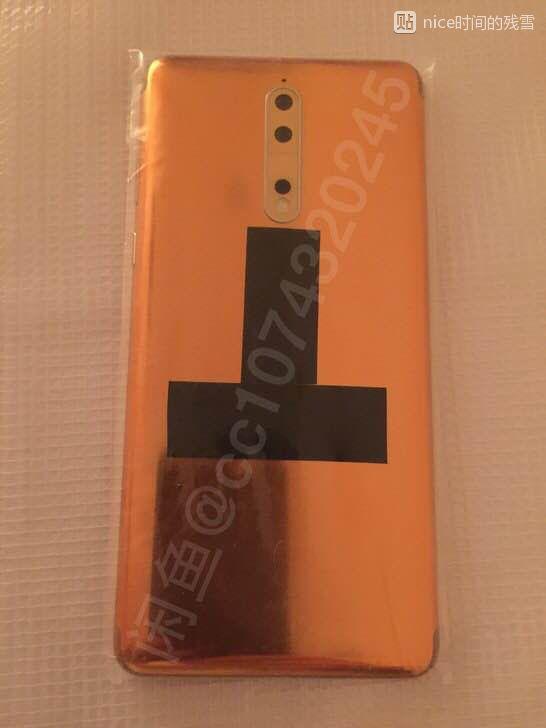 پرچمدار Nokia را دو هفته زودتر ببینید: تصاویر جدید نوکیا 8
