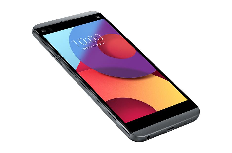 LG Q8 رسما معرفی شد : همان LG V20 با صفحهنمایش کوچکتر
