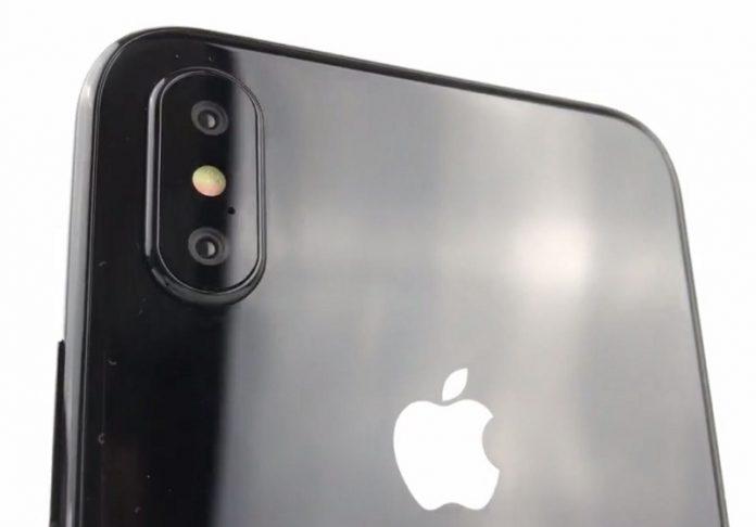اپل لیزر سه بعدی را به آیفون 8 میآورد
