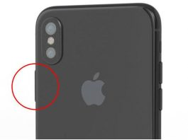 حسگر اثر انگشت واقعا روی دکمه پاور آیفون 8؟