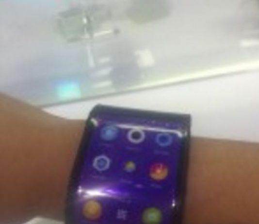 گوشی مفهومی لنوو را مثل یک دستبند بپوشید