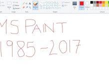 با نرم افزار Paint در ویندوز 10 خداحافظی کنید!