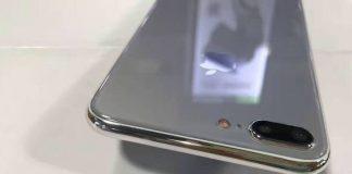 تصویر ماکت آیفون 7s Plus ؛ شیشه براق بخش پشتی