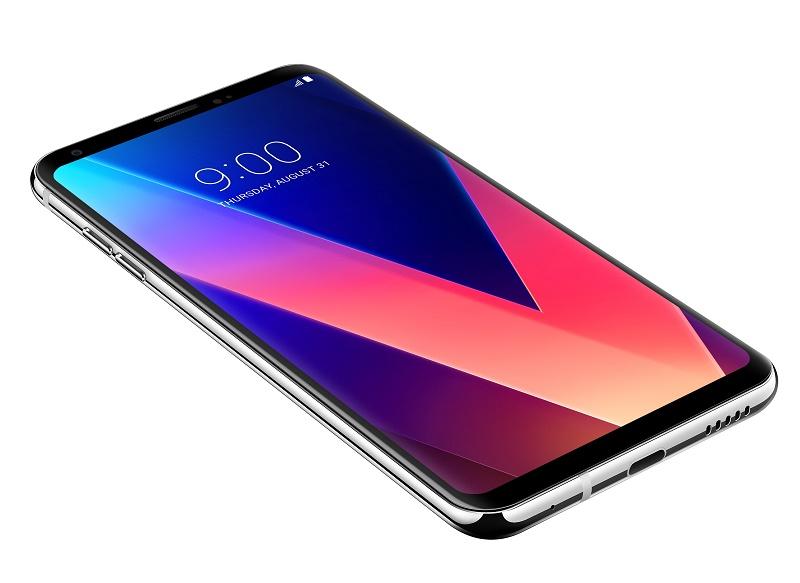 IFA 2017 : معرفی رسمی الجی V30 با صفحهنمایش 6 اینچی OLED