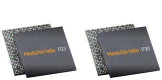 معرفی دو پروسسور جدید از مدیاتک : Helio P30 و P23