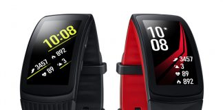 معرفی سامسونگ گیر Fit 2 Pro دستبندی با سیستمعامل تایزن